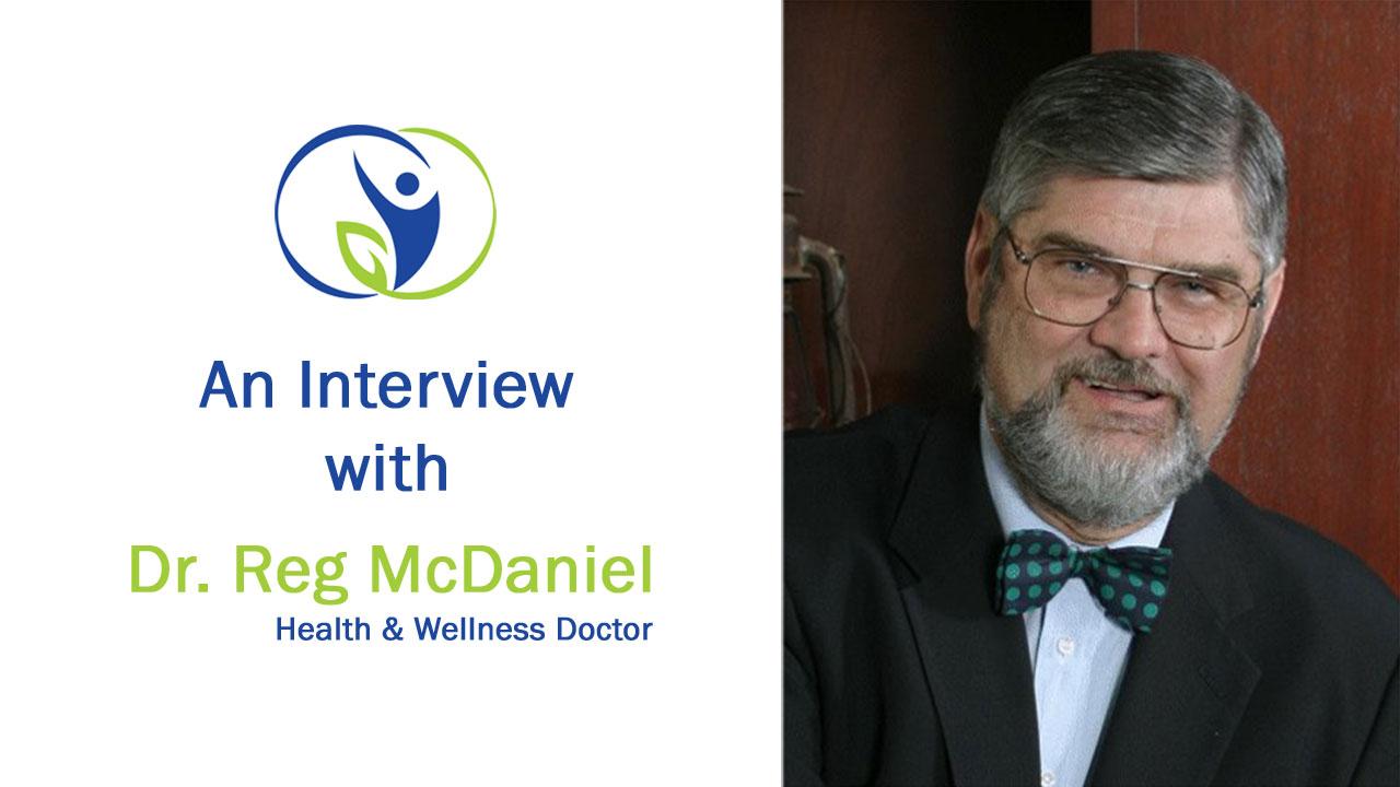 Interview:  Dr  Reginald McDaniel